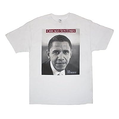 100% Cotton T-Shirt Mr. President Barack Obama