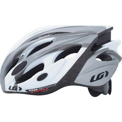 Image of Louis Garneau 2009/10 Titan Carbon Road Bicycle Helmet - 1405523 (B003A0VV7S)