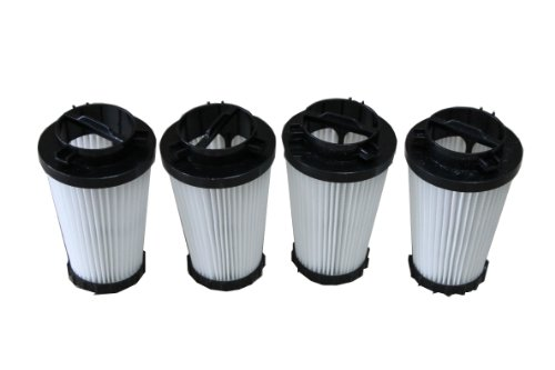 Generic Hepa Filters Suitable For Dirt Devil Dynamite Vacuum F-2 (Pack Of 4)