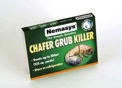 Nemasys chafer grub killer- economy pack for application NOW