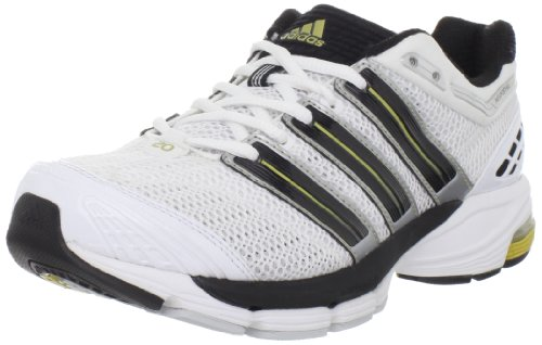 Sustainably built, the Adidas Response Cushion 20 men\u0027s running shoe is a  shoe you can feel good about--and in. Weighing in at just 11.3 ounces, ...