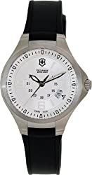 Swiss Army Victorinox Active Base Camp Rubber Ladies Watch - Black