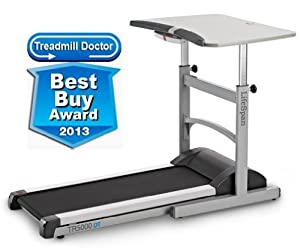 LifeSpan TR 5000-DT5 Treadmill Desk Workstation