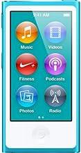 Apple iPod Nano 16GB (7th Generation, Blue) MD477LL/A