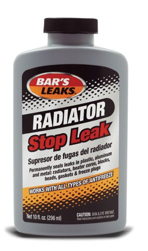 bar 39 s leaks c16 liquid radiator stop leak 10 oz for. Black Bedroom Furniture Sets. Home Design Ideas