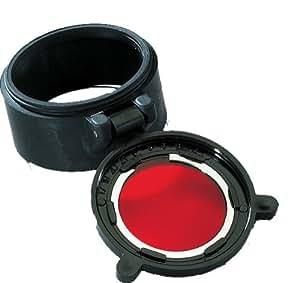 Streamlight 85115 Flip Lens (TL-2, NF-2, Scorpion, Strion) Red
