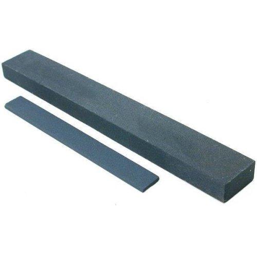 2 Sharpening Stone Blade Knife Sharpener Block Tool Set