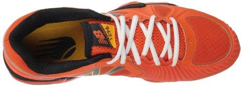 888098148954 - New Balance Men's MC1296 Stability Tennis Tennis Shoe,Orange/Black,11 2E US carousel main 6