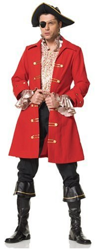 Leg Ave Men's 5 Piece Swashbuckler Costume