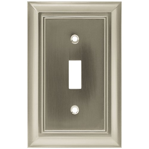 BRAINERD 64209 Architectural Single Switch Wall Plate / Switch Plate / Cover