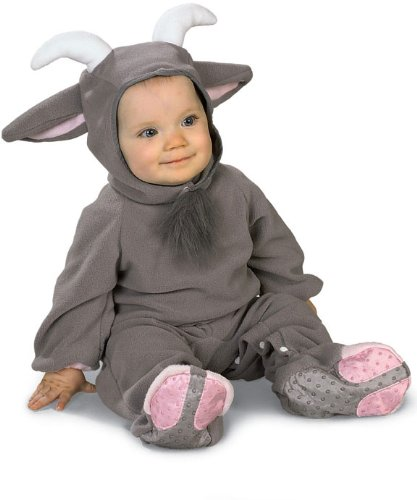 Goat Halloween Costume Make Monster Baby