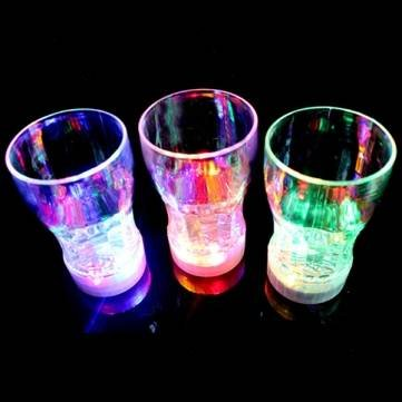 6 LED Light Color Flashing Beer Mug Drink Cup For Party Decorative shopping