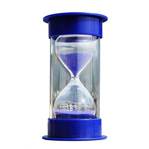 15-minuti-timer-clessidra-blu-coperchio-e-della-sabbia
