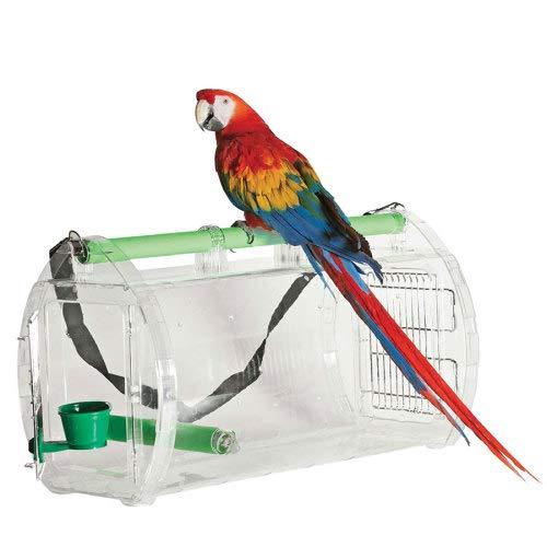 Perch & Go Bird Carrier- Large (Tamaño: Large)