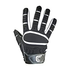 Buy Cutters The Gamer Football Gloves by Cutters