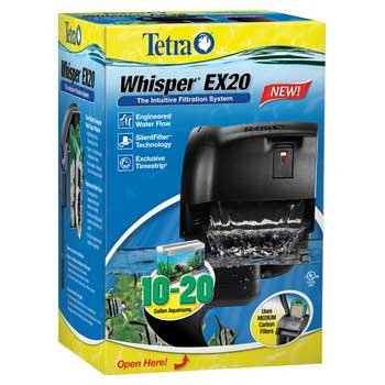 Whisper Ex20 Power Filter (Catalog Category: Aquarium / Power Filters)