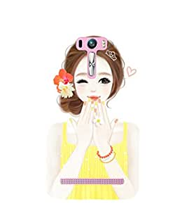 Vizagbeats kissing doll Back Case Cover for Asus Zenfone Go::Asus Zenfone Go ZC500TG
