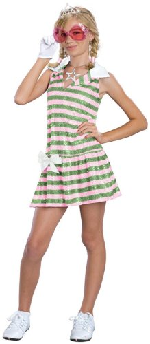 Rubie's Costume Co - High School Musical 2 Sharpay Golf Child Costume