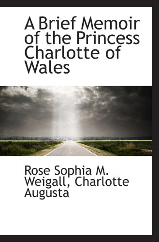 A report on the life of sophia frederika augusta
