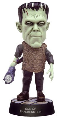 Buy Low Price Sideshow Universal Monsters Little Big Heads Son of Frankenstein Figure (B00120WOE2)