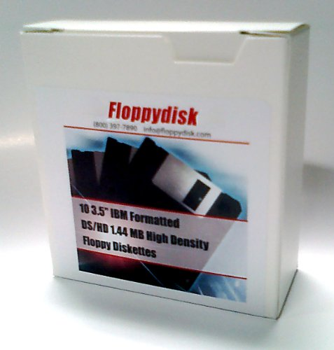 100 Floppy Disks. 3.5 Inch Diskettes. Formatted 1.44 Mb. Ds/Hd Mf-2Hd. Manufactured In 2011.