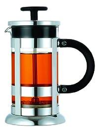 GROSCHE CHROME French Press Premium Coffee and Tea Maker Small - 350 ml (12 oz)