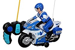Sunshine Remote Control Motorcycle with 360 Degree Movement