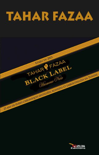 black-label-french-edition