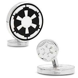 Officially licensed Product Star Wars Imperial Empire Symbol Cufflinks Cuff Links