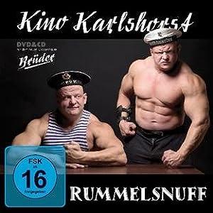 Rummelsnuff - Brüder/Kino Karlshorst (CD+DVD)