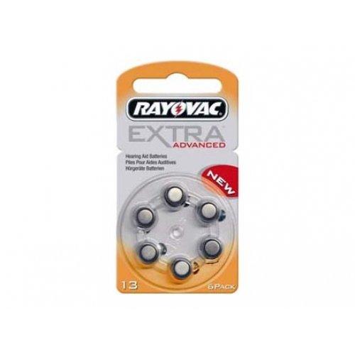 rayovac-extra-advanced-pila-de-audifono-modelo-13ae-6er-blister-14v-zink-luft