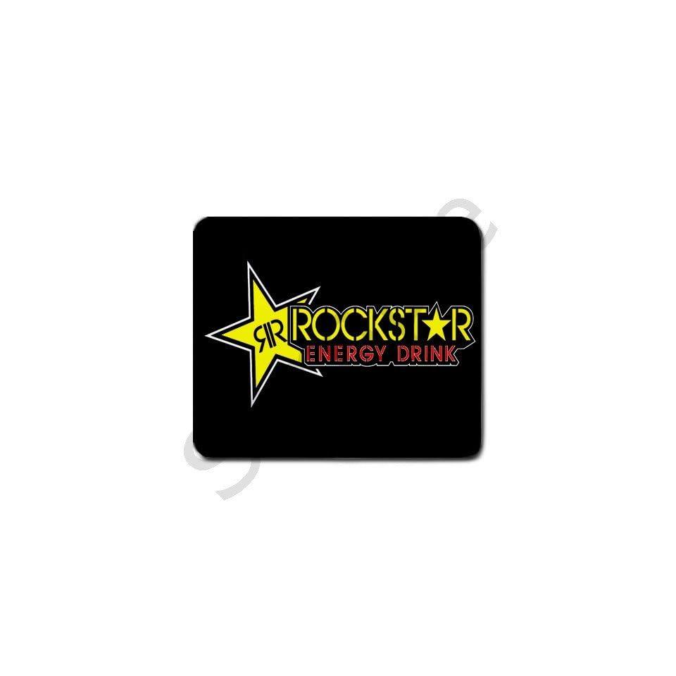 Rockstar Energy LOGO mouse pad