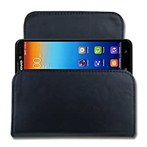 CaseCart Leather Water Resistant Pouch for Lenovo P780