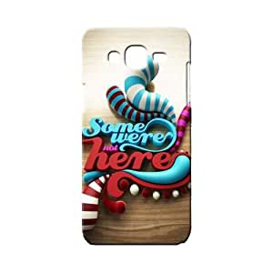 G-STAR Designer 3D Printed Back case cover for Samsung Galaxy ON7 - G4176
