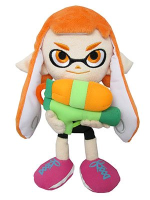 ���ץ�ȥ����� Splatoon ���ץ饷�塼���� ������A(S) �̤������  �¹�26cm SP01