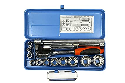 Taparia-S22MXL-Drive-Square-Excel-Socket-Set