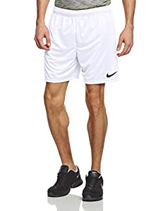 Nike Park Men's Football Shorts Knit NB white Size:XS