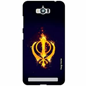 Design Worlds Asus Zenfone Max ZC550KL Back Cover Designer Case and Covers