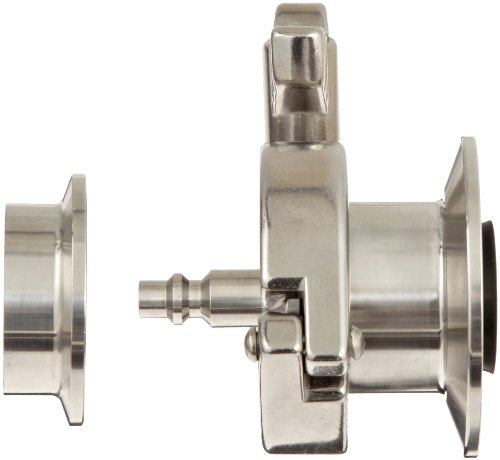 Dixon B45bc R250 Stainless Steel 316l Sanitary Air Blow