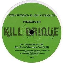 Tom Pooks & Joy Kitikonti - Tunnel