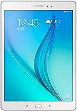 """Samsung Galaxy Tab A T550N 9.7 WiFi - Tablet de 9.7"""" (WiFi, Quad Core de 1.2 GHz, 16 GB, Android 5.0 Lollipop), blanco (importado de Alemania)"""