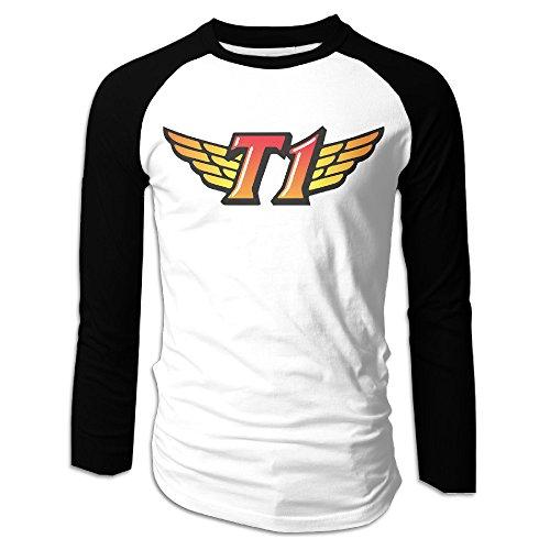 mens-sk-telecom-t1-k-o-neck-raglan-large-tshirt