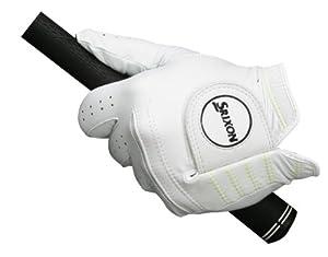 Srixon Z-Star 6-Pack Men's Left Hand Regular Glove-White (X-Large)