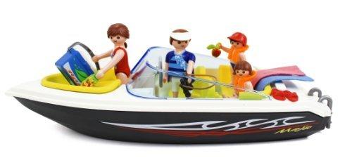 Playmobil 4862 Speed Boat Toy, Kids, Play, Children