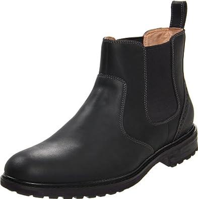 1e3c22ff6e9 疯抢)其乐Clarks Men s Norse Chelsea Boot 男士切尔西典雅真皮短靴