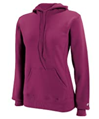 CLOSEOUT Russell Athletic Women's Pro-Cotton Fleece Pullover Hood