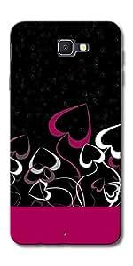DigiPrints Designer Back Cover for Samsung Galaxy A9 Pro-Multicolor