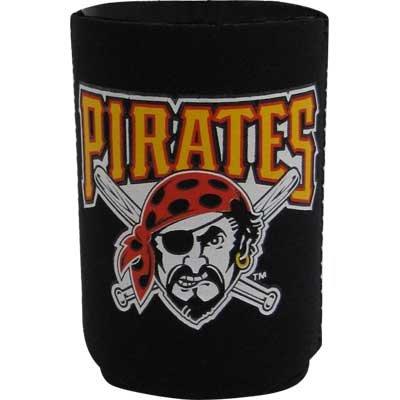 Pirates Can Cooler Black (Flat)