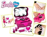 Distinguished Barbie & Me Glamtastic Colour Change Nail Bar Playset - Cleva?Bundle Edition by Barbie and Me Inspire