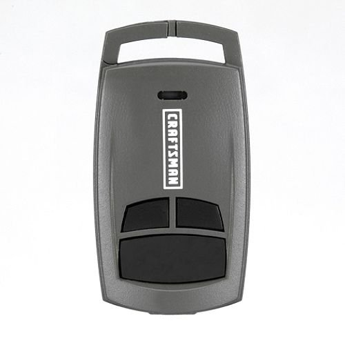 Craftsman Garage Door Opener 30499 3-Function Compact Remote Control (Craftsman Remote Garage Opener compare prices)
